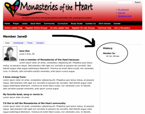 Monasteries of the Heart Community Profile Eight