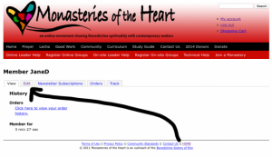 Monasteries of the Heart Community Profile Two